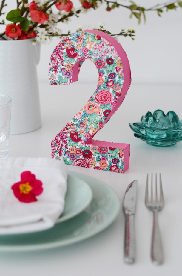 fabric table numbers finished 2