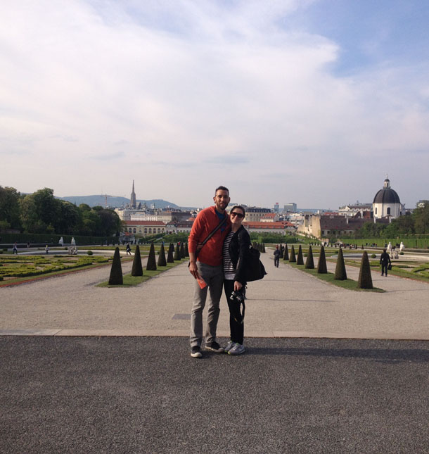 mike and em belvedere vienna