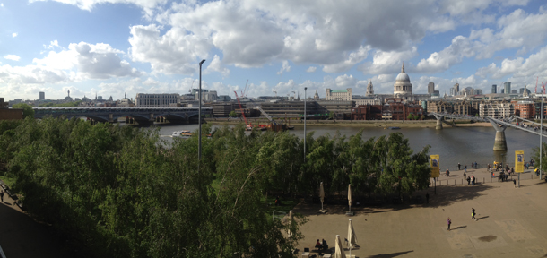 london from tate