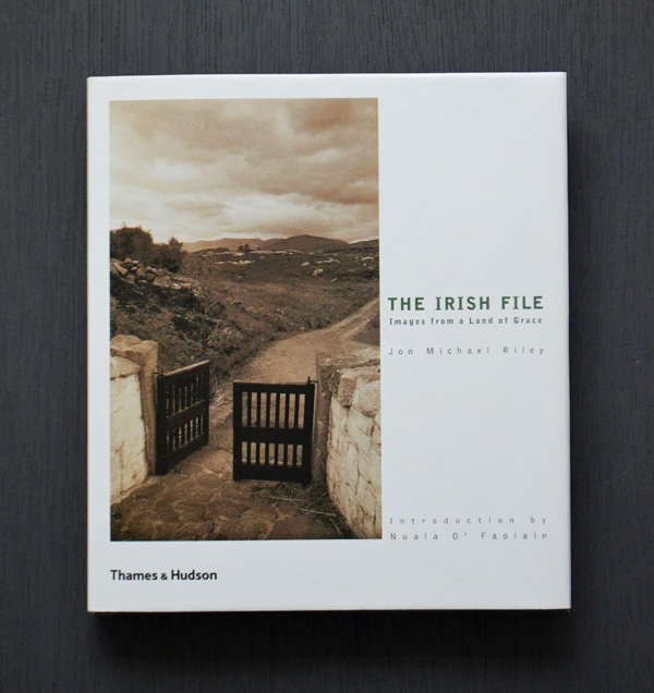 the irish file cover