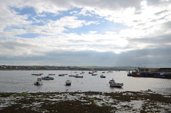 skerries low tide