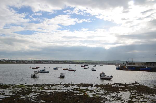 skerries low tide