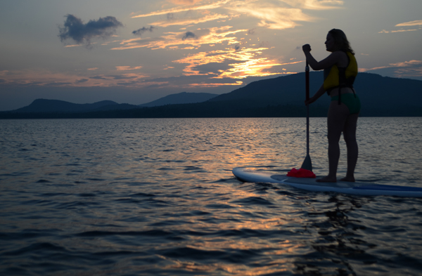 carolyn_paddleboarding_flagstaff_sunset