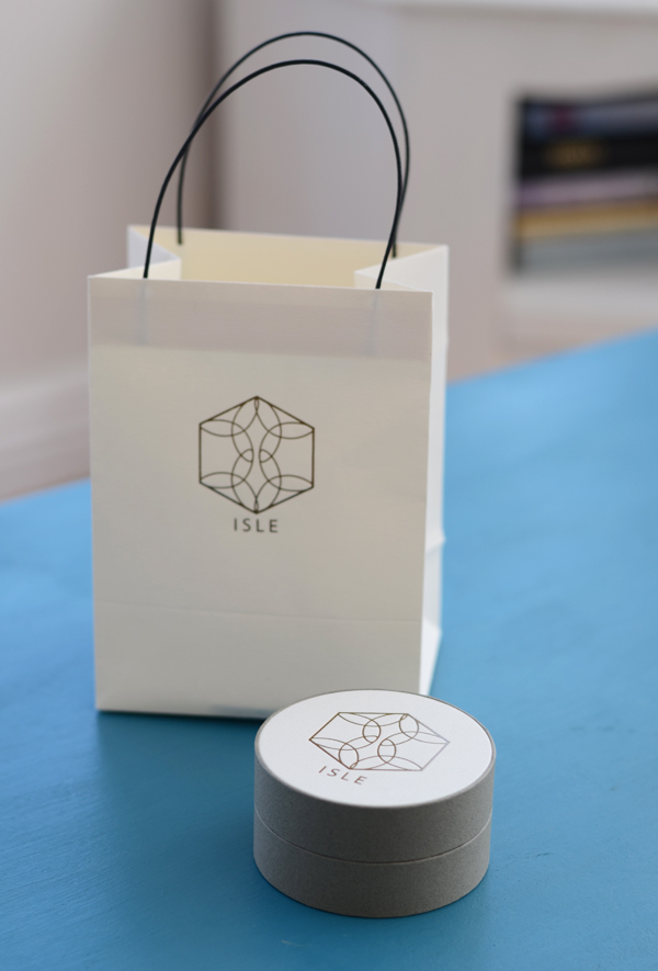 isle jewellery packaging