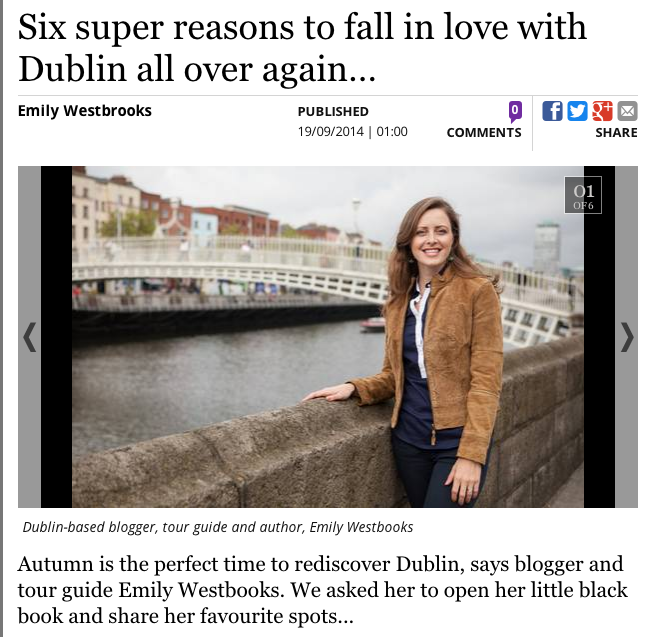 Fall in Love with Dublin