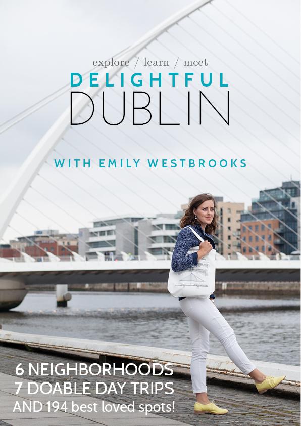 Delightful Dublin Cover