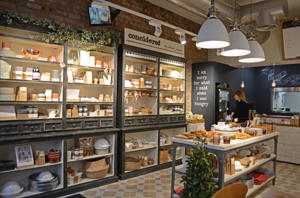 Cosy Dublin Cafe Considered By Helen James From China