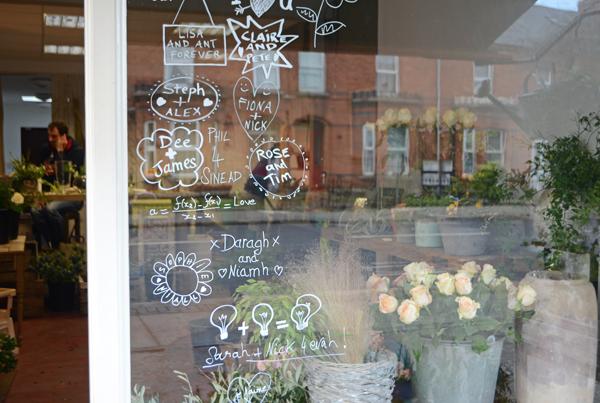 Wedding Flowers from Les Fleurs Flower Shop