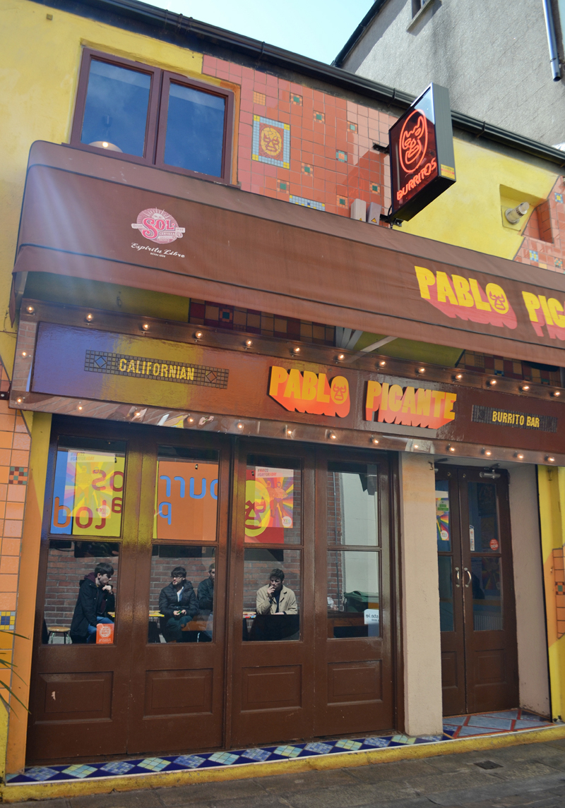 Where to find ethnic food in Dublin