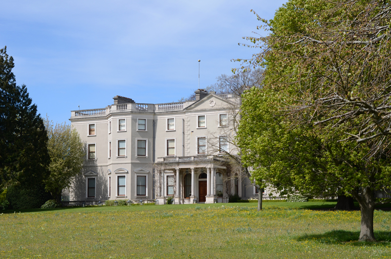 Farmleigh in Phoenix Park, Dublin, Ireland