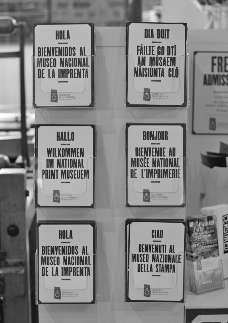 dublin-print-museum-welcome
