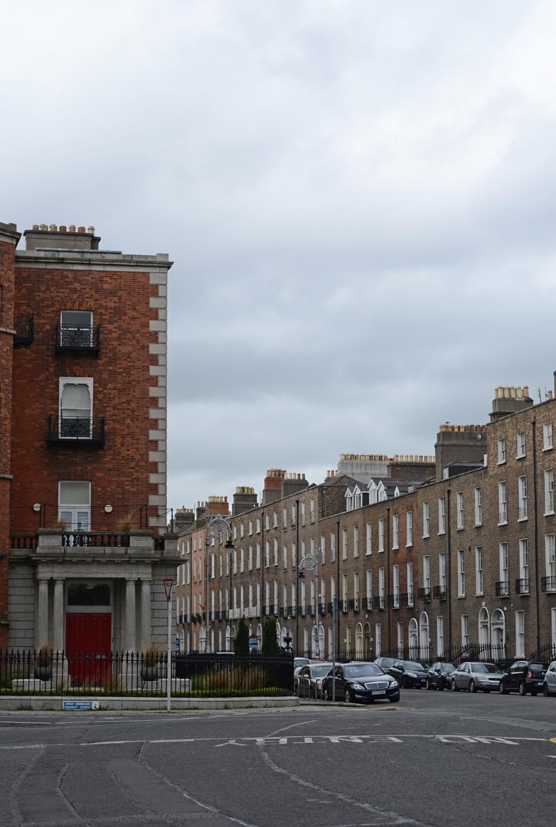 Merrion Square, Georgian Dublin, Ireland