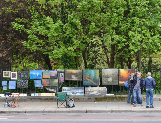 merrion-square-art-fair