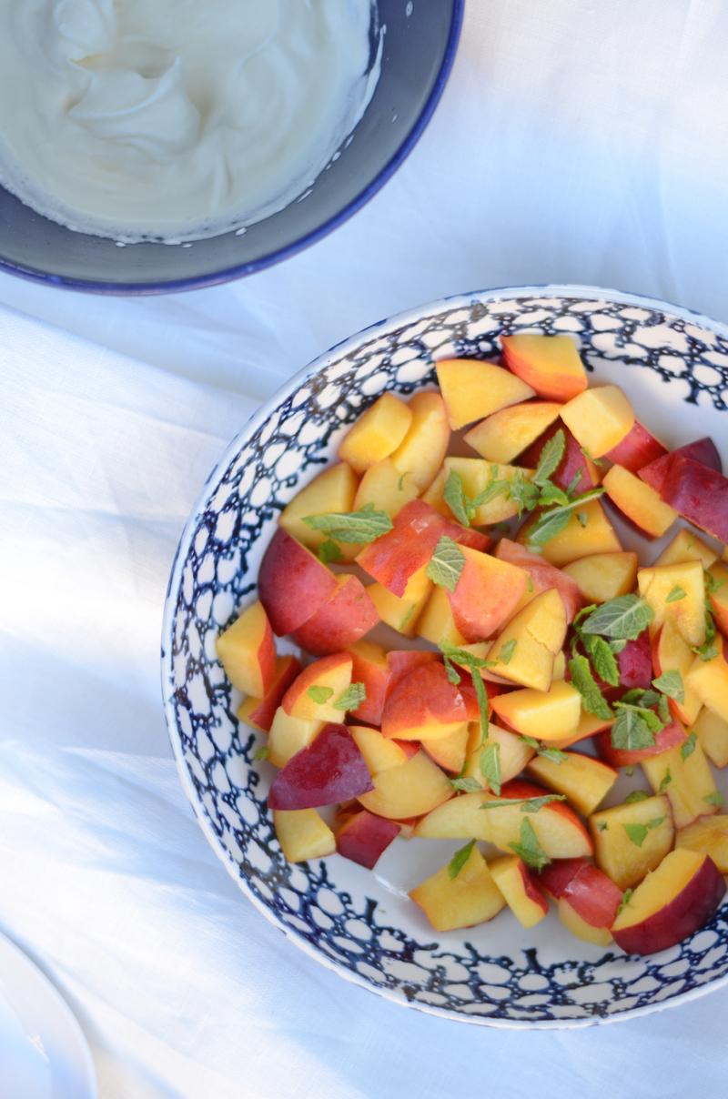 nectarines-summer-dessert