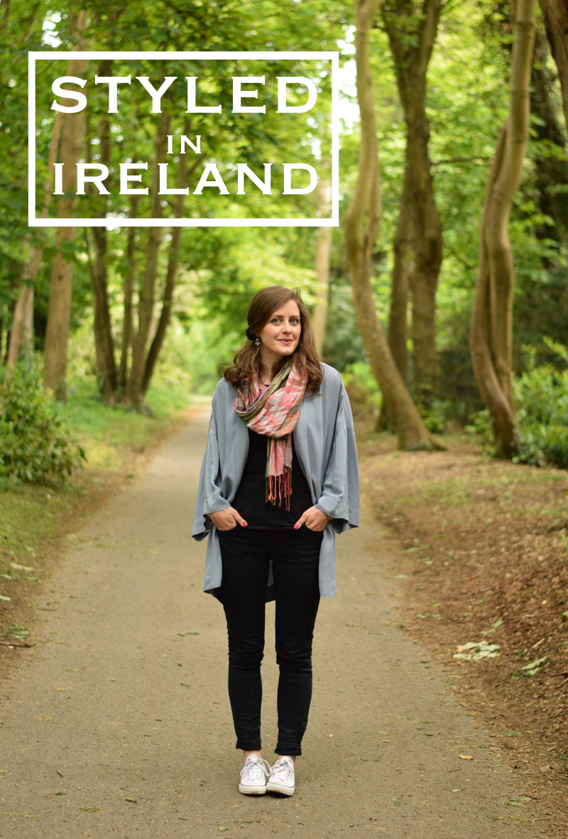 Styled in Ireland, A Walk in the Park