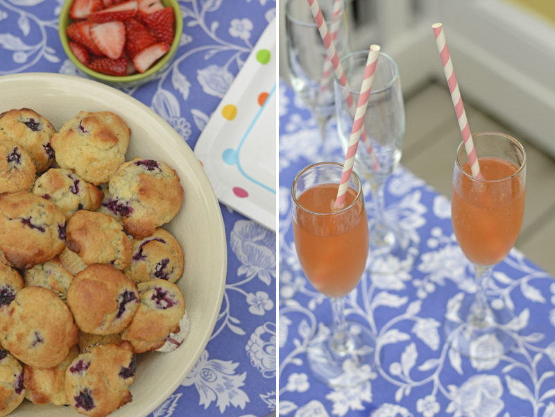 muffins-drinks-bridal-shower