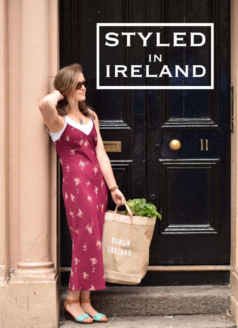 What to wear to a Dublin Farmer's Market