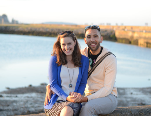 michael-and-emily-howth-golden-hour