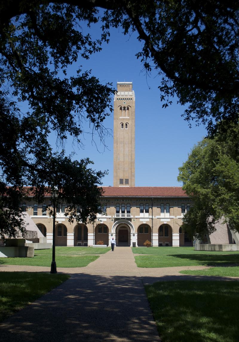 rice-university-architecture
