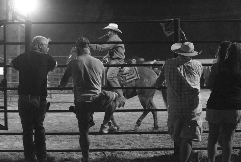 rodeo-spectators