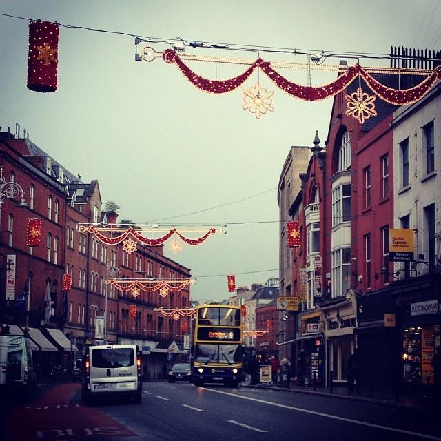 george's street christmas dublin