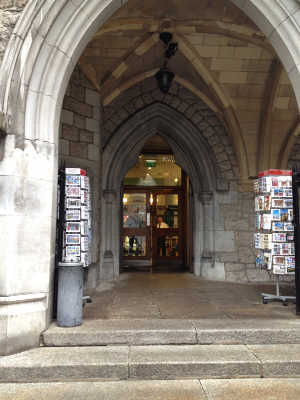 Dublin Tourist Information Office