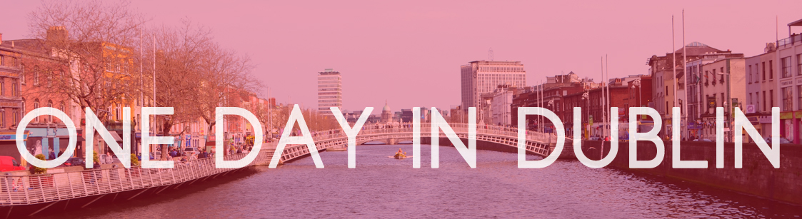 one day in dublin banner 5