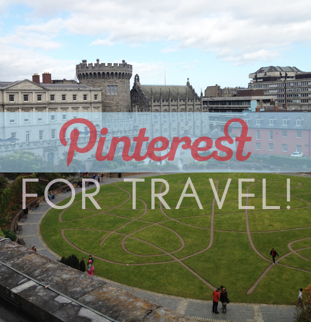 pinterest for travel