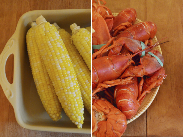 lobster corn