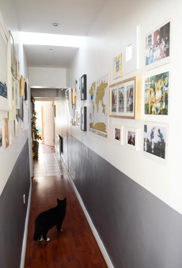 hallway makeover 2