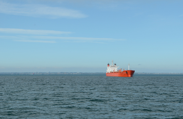 tanker harbor