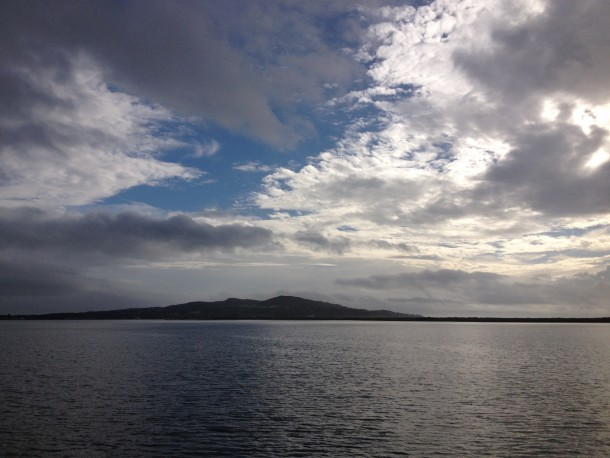 howth clouds