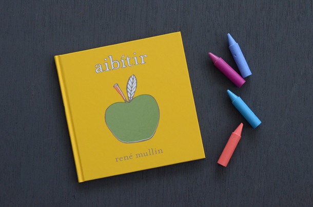 irish alphabet book