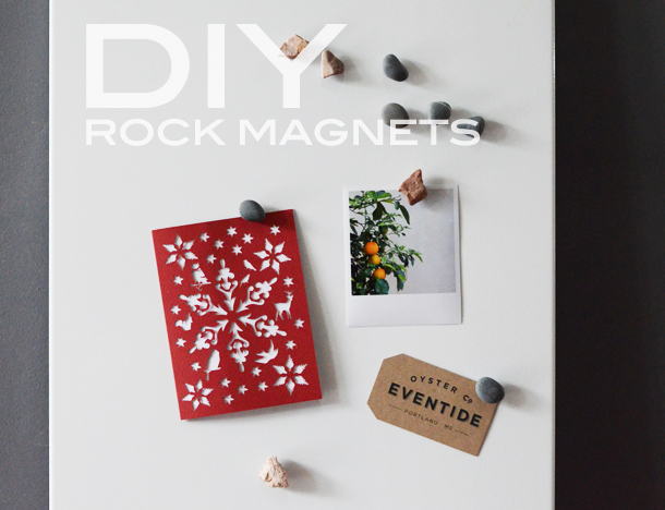 diy rock magnets title